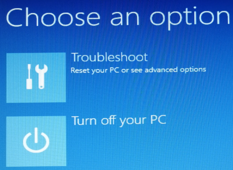 MBR turn off you pc