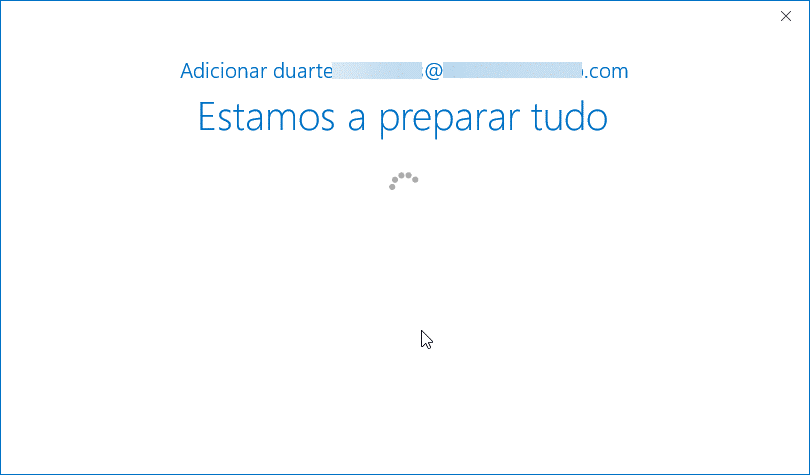 Outlook Office 365 mapi ptempresas adicionar
