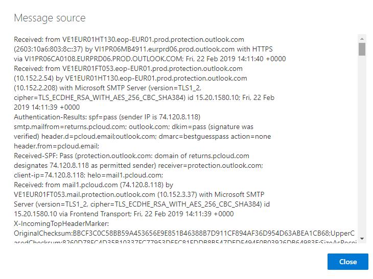 Outlook-com-message-source